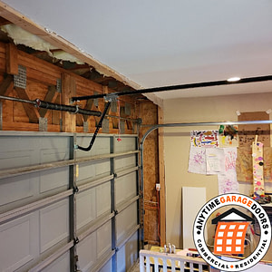 new garage door installation Iowa